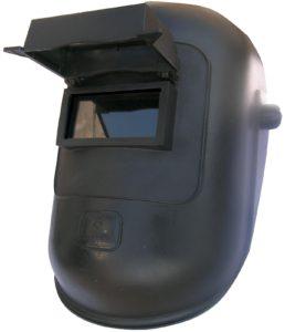 Маска сварщика НН-С-702 (пластик) с откидным экраном