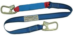 Строп для страховочных привязей с амортизатором из полиамидной ленты – аА